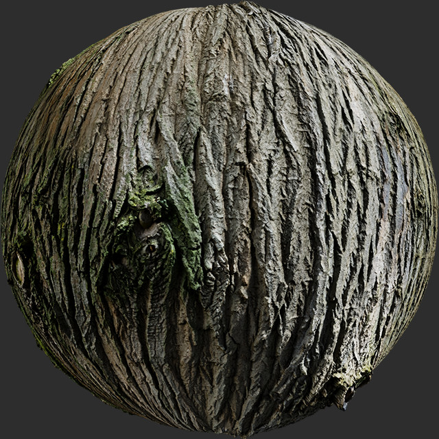 Ağaç kabuğu kaplaması
